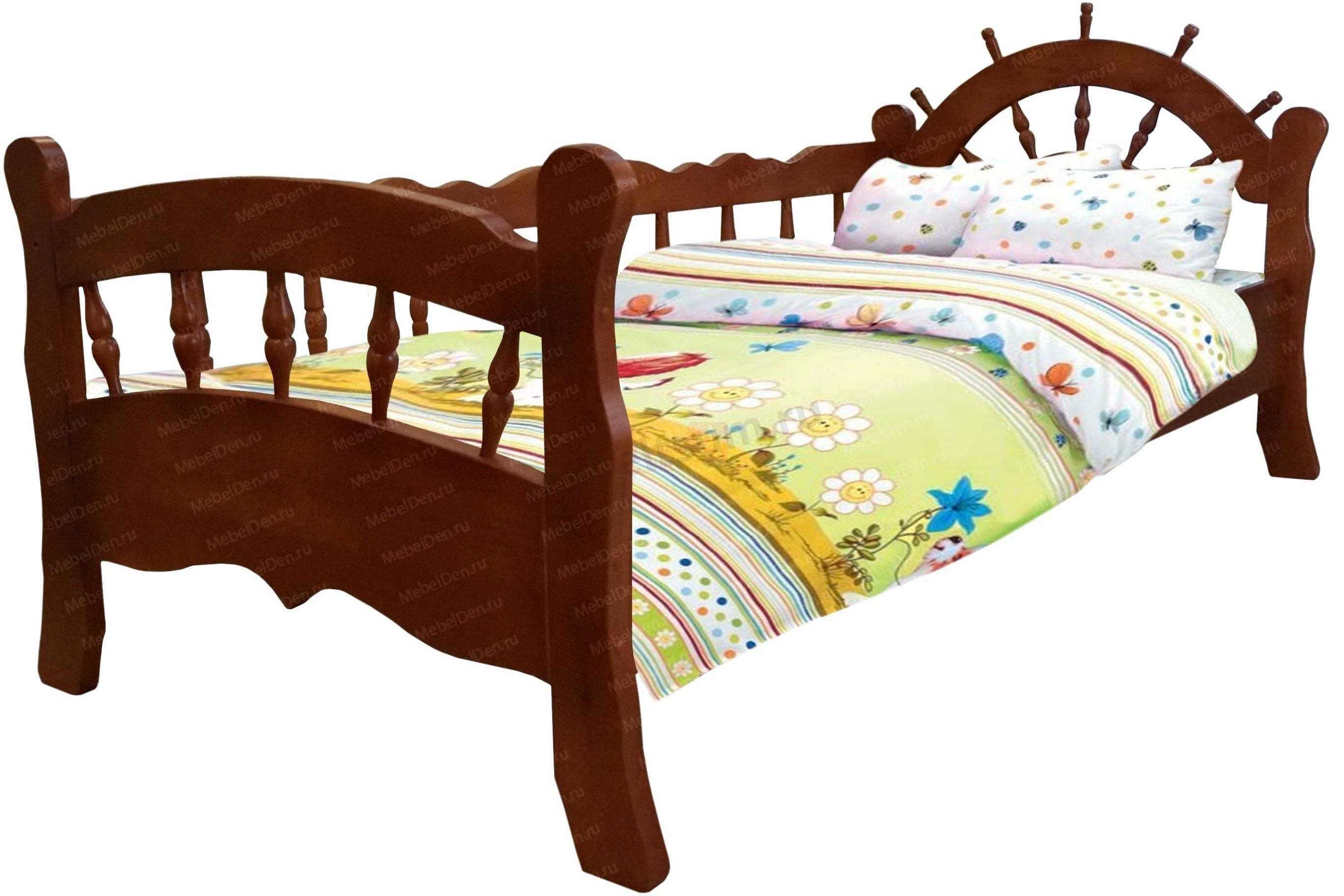Кровати для детей от 3 лет массив